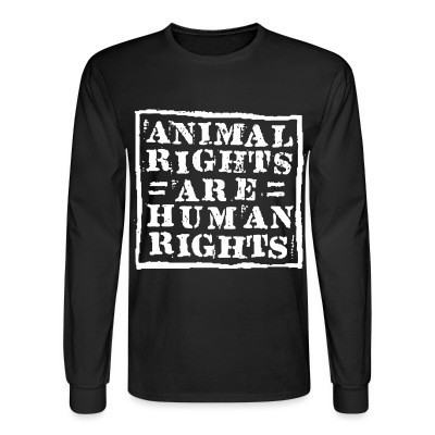 Mangas Largas Animal rights are human rights