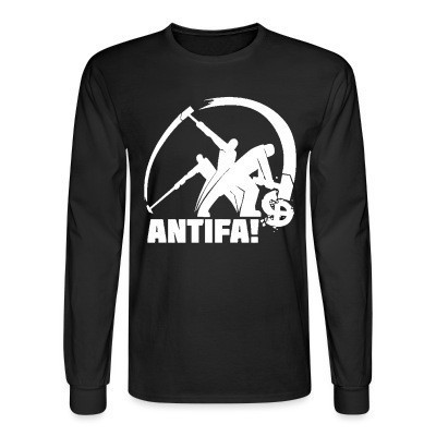 Mangas Largas Antifa!