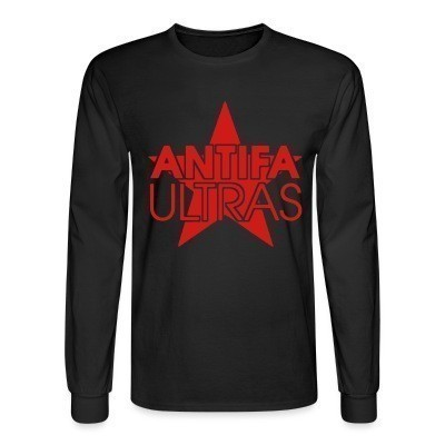 Mangas Largas Antifa ultras