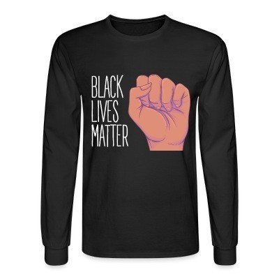 Mangas Largas Black lives matter