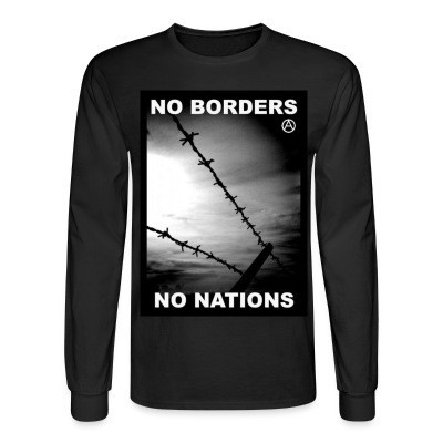 Mangas Largas No borders no nations