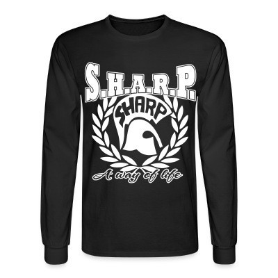 Mangas Largas S.H.A.R.P. a way of life
