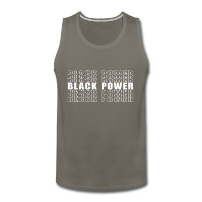Sin Manga Black Power