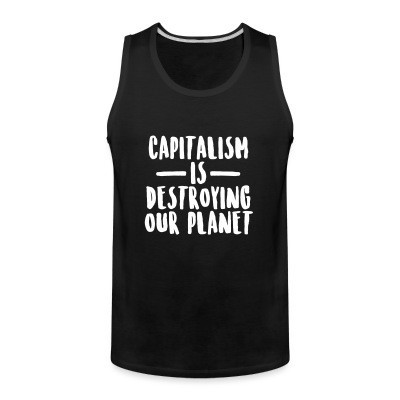 Sin Manga Capitalism is destroying our planet