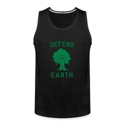 Sin Manga Defend earth
