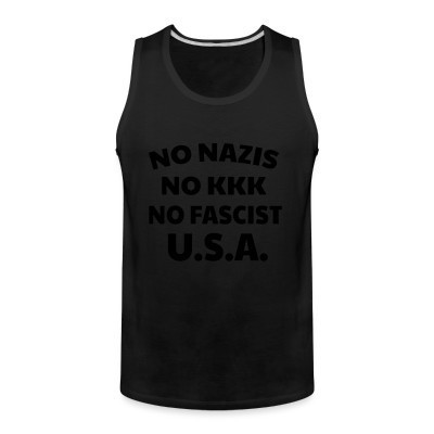 Sin Manga No nazis no kk no fascists USA