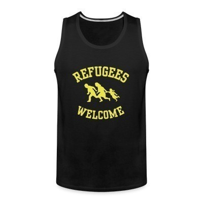 Sin Manga Refugees welcome