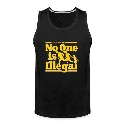 Sin Manga Refugees welcome - no one is illegal