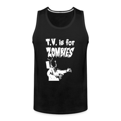 Sin Manga T.V. is for zombies