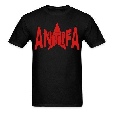Camiseta Antifa