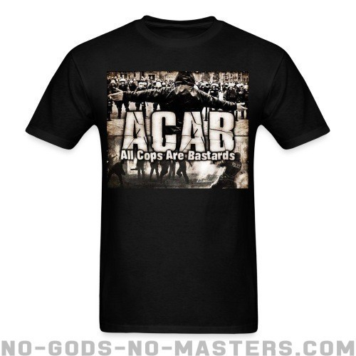ACAB All Cops Are Bastards - ACAB Camiseta