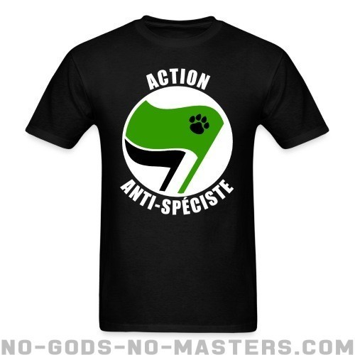 Action Anti-Spéciste - Liberacion Animal Camiseta