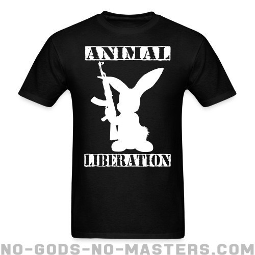 Animal liberation - Liberacion Animal Camiseta