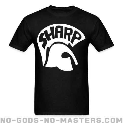 SHARP - Skinhead Camiseta