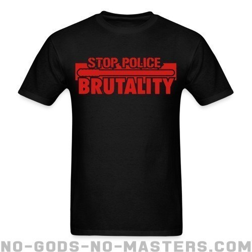 Stop police brutality - ACAB Camiseta