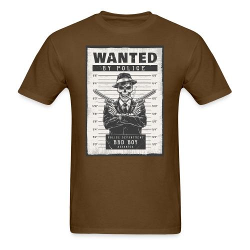 Bad Boy Wanted by police