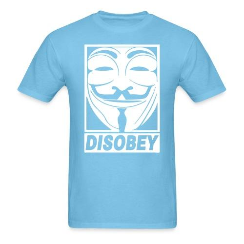 Disobey (Anonymous)
