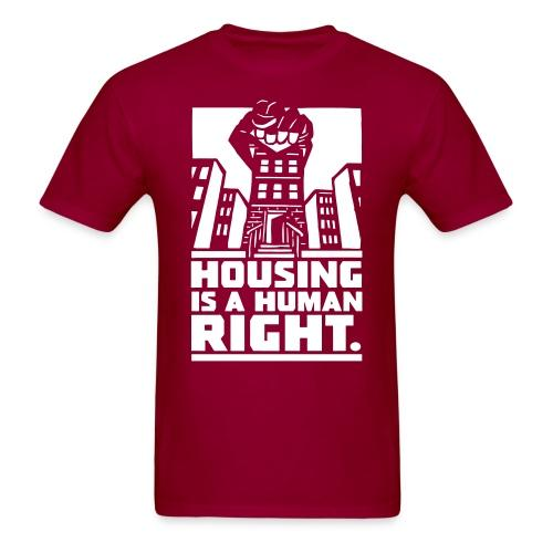 Housing is a human right