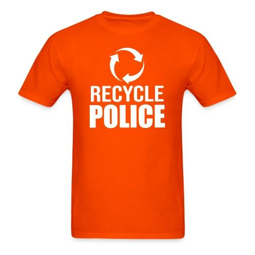 Recycle police