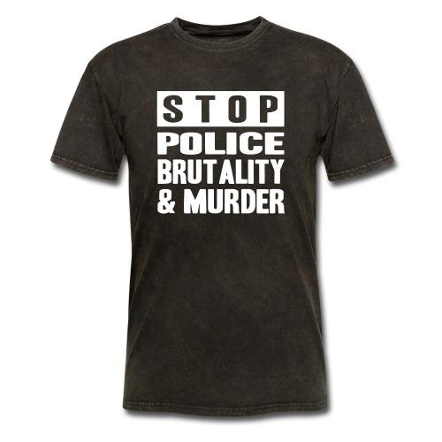 Stop police brutality & murder