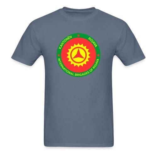 Kantonên Rojava. International brigades of Rojava