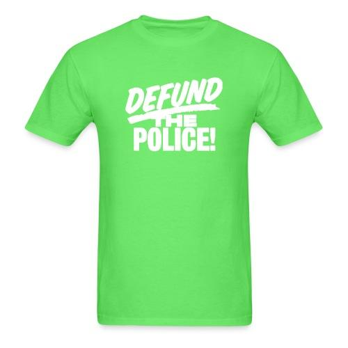 Defund the police!