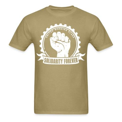 Solidarity forever - united working class