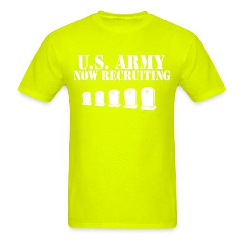 U.S. Army now recruiting
