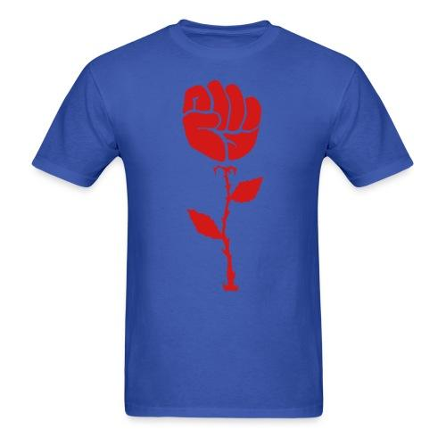 Raised Fist Rose