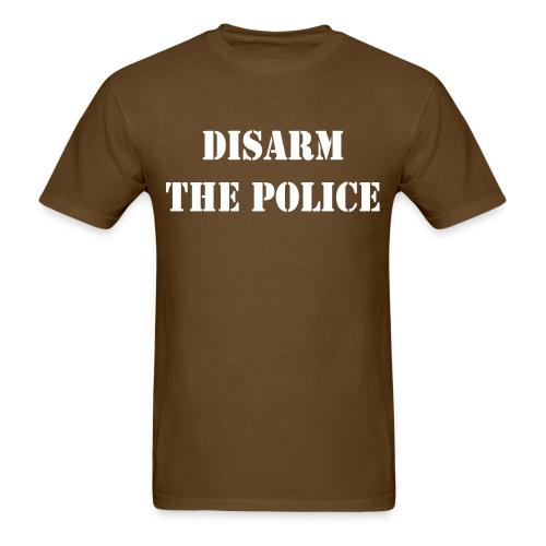 Disarm The Police