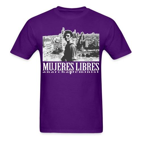 Mujeres libres anarcha-feminist