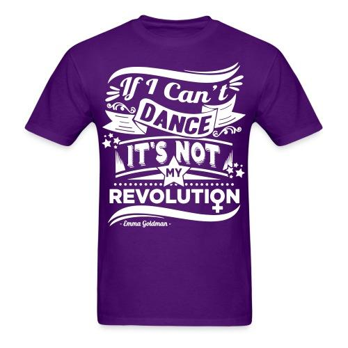 If i can't dance it's not my revolution (Emma Goldman)