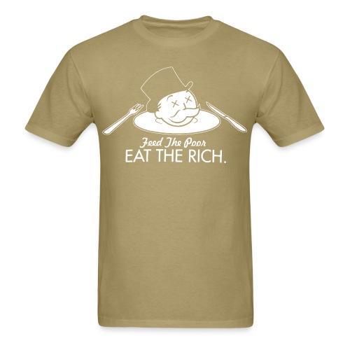 Eat the rich feed the poor