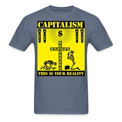 Capitalism - this is your reality