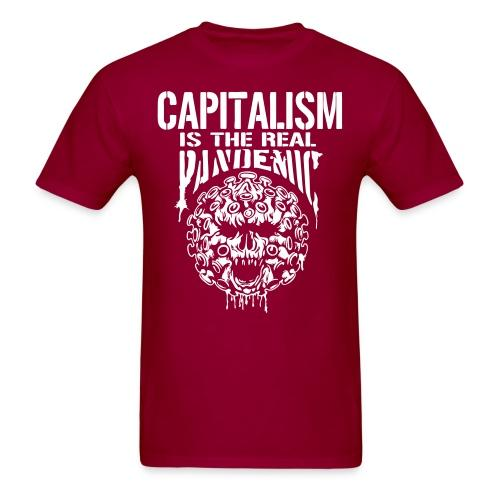 Capitalism is the real pandemic