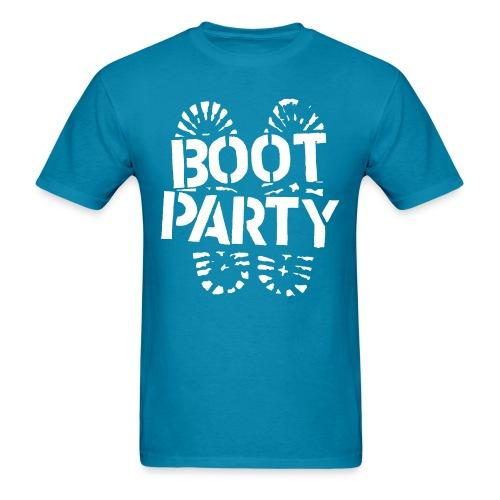 Boot party
