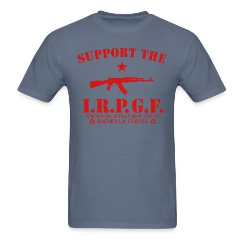 Support the IRPGF