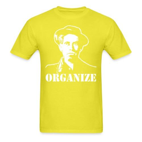 Organize (Joe Hill)