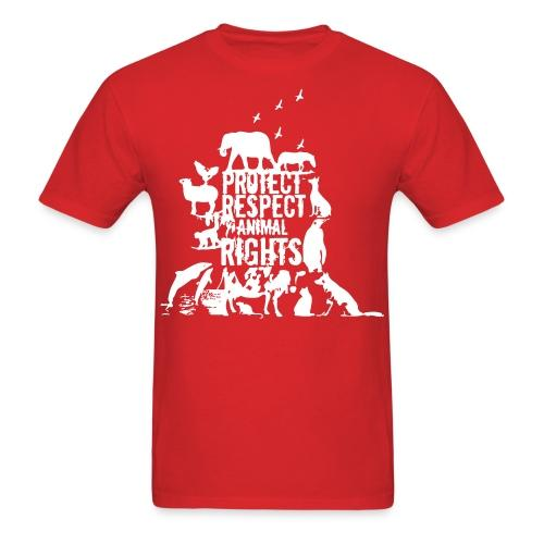 Protect respect animal rights