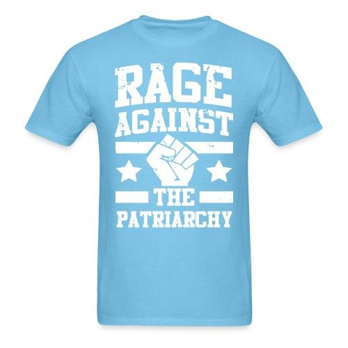 Rage against the patriarchy