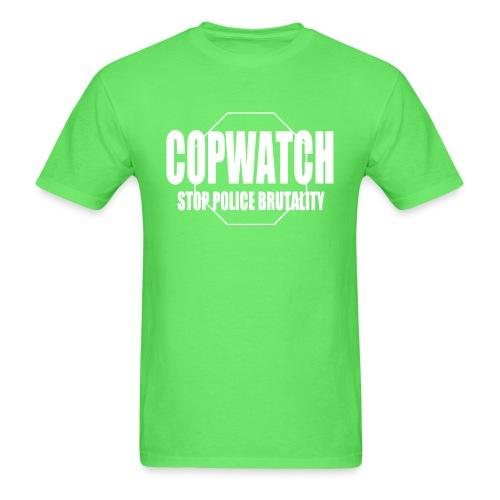 Copwatch - stop police brutality