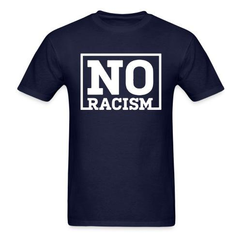 No to racism
