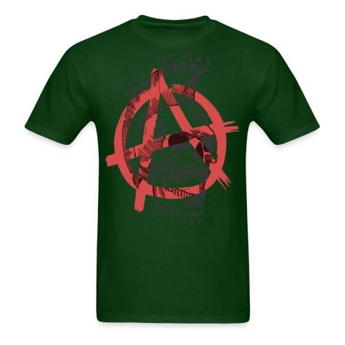 Punk's not dead! Anarchy